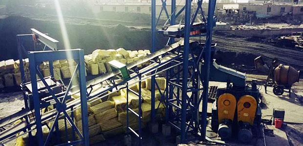 Coal crushing system